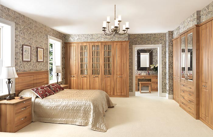 Melbury Lyon Fitted Bedroom